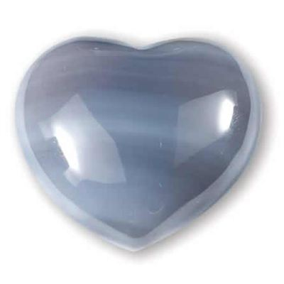 Agate Heart Large