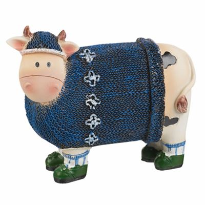 Blue Jumper Cow