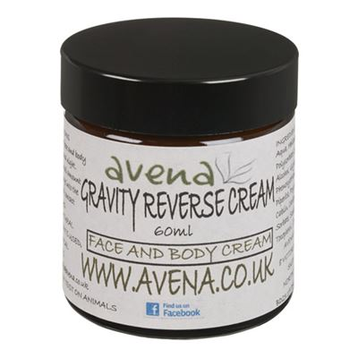 Gravity Reverse Cream - face & body cream