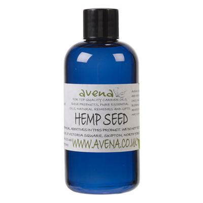 Hemp Seed Oil (Cannabis sativa)