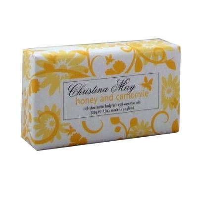 Honey and Camomile Soap By 200g by Christina May