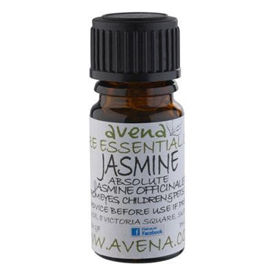Jasmine Essential Oil (Absolute Pure Jasmine Oil) (Jasminum officinale)