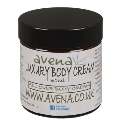 Luxury Body Cream - all over body treatment