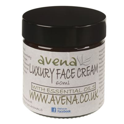 Luxury Face Cream 60ml - hydration & protection