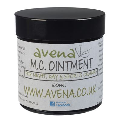 MC Ointment (Muscular Cramp)