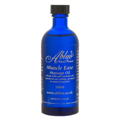 Muscle Ease Massage Oil from Abluo 100ml