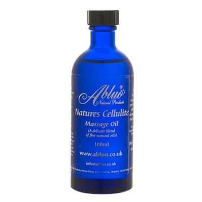 Natures Cellulite Aromatherapy Oil from Abluo 100ml