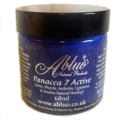 Panacea 7 Active Ointment from Abluo 60ml