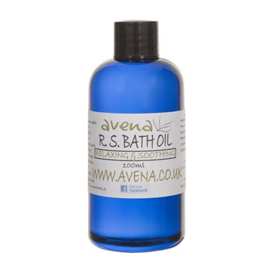 Relaxation & Stress Bath Oil (RS)