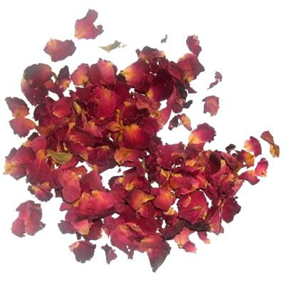 Rose Petals  Bath Confetti Bulk Buy 250g Bag