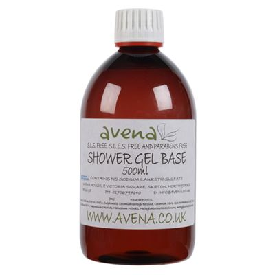 Shower Gel Base SLS Free & Paraben Free Organic