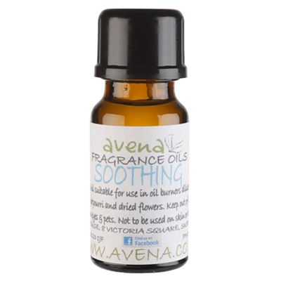 Soothing Fragrance Oil