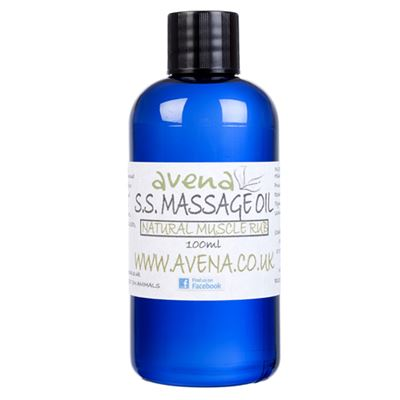 SS Muscle Massage Oil