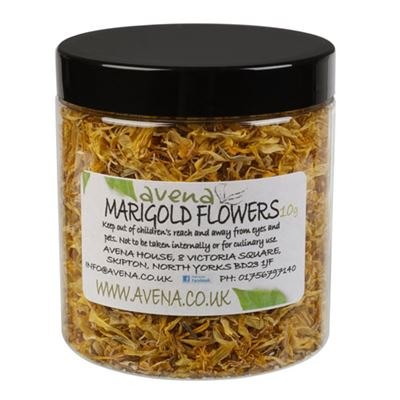 Marigold Flowers 20g Jar