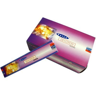 Devotion Nag Champa Incense Sticks 15g Box