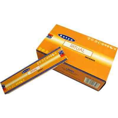 Ritual Nag Champa Incense Sticks 15g Box