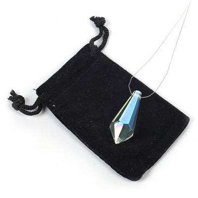 Crystal Pendulum with Free Pouch