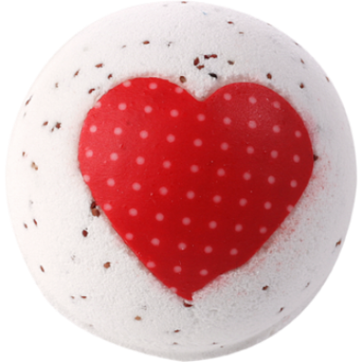 Valentines Love Heart Bath Blaster