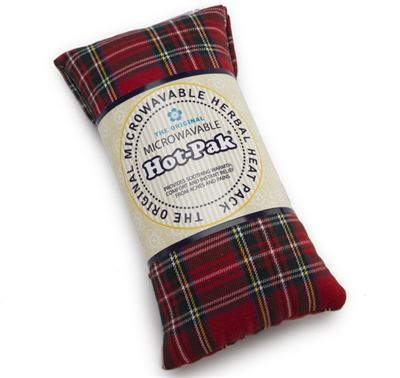Red Tartan Wheat Bag