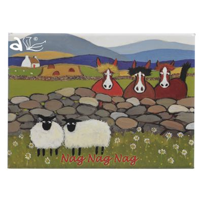 Nag Nag Nag Sheep Magnet by Thomas Joseph