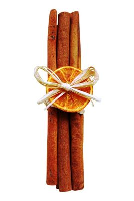 Cinnamon Sticks Large With Orange
