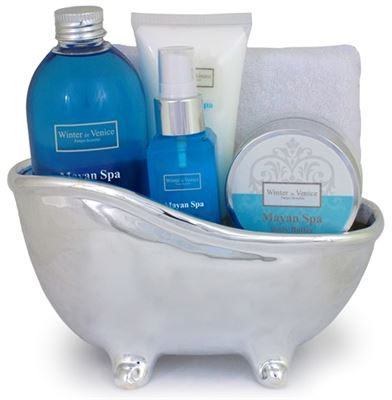 Kula Spa Bath Tub Gift Set