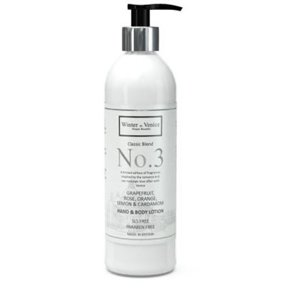 Hand and Body Lotion 250ml Classic Blend No.3