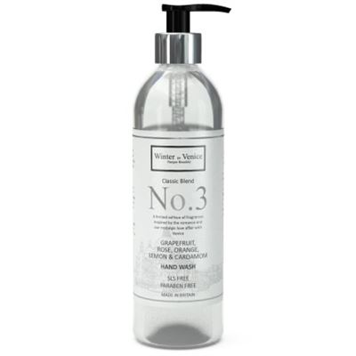 Hand Wash 250ml Classic Blend No.3