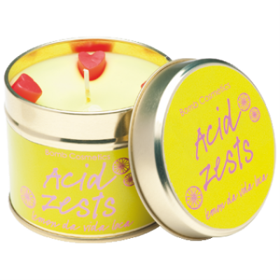 Acid Zest Candle in a Tin