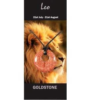 Leo Natural Jewellery Agogo Necklace