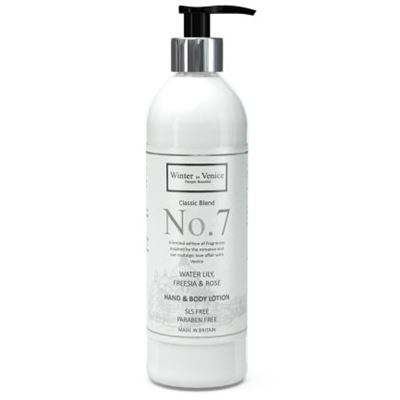 Hand and Body Lotion 250ml Classic Blend No.7