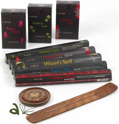 Fantasy Incense Gift Box