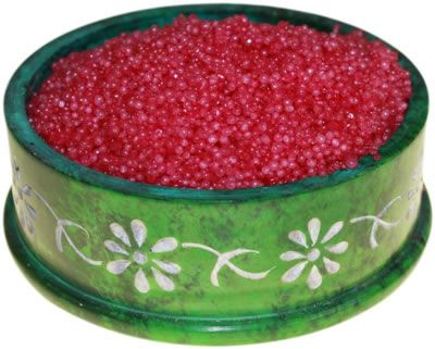Rose Musk Oil Burner Simmering Granules Extra Large Jar