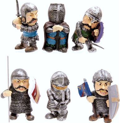 Knights in Armour Six Box