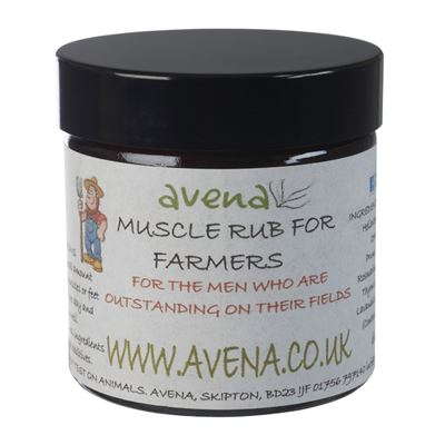 Farmers Muscle Rub