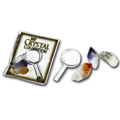 Crystal Magnifier Wallet