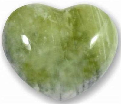 New Jade Heart Large
