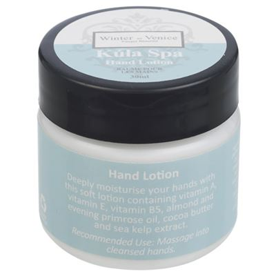 Kula Spa Hand Lotion 30ml