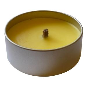 Citronella Open Candle in a Tin
