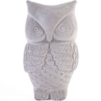 Outdoor Owl Garden Ornament