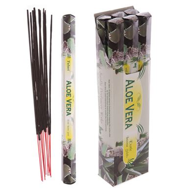 Aloe Vera Garden Incense Sticks Extra Long