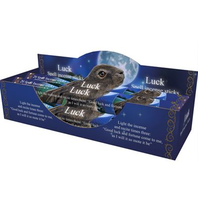 Luck – Moon Gazing Hare Incense Sticks 20's