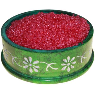 Cherry Oil Burner Simmering Granules Extra Large Jar