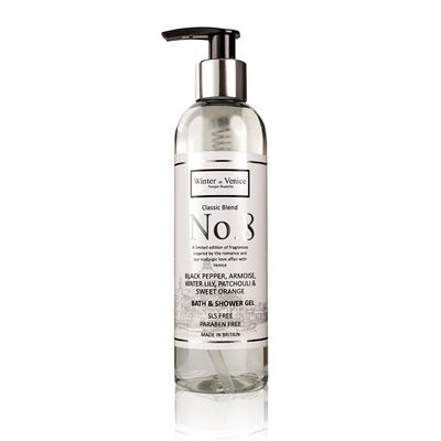 Bath and Shower Gel 250ml Classic Blend No.8