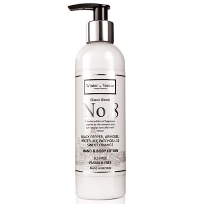 Hand and Body Lotion 250ml Classic Blend No.8