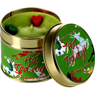 Hot Toddy Candle in a Tin