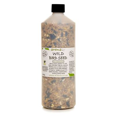 Seed Bottle Easy Pour 800g