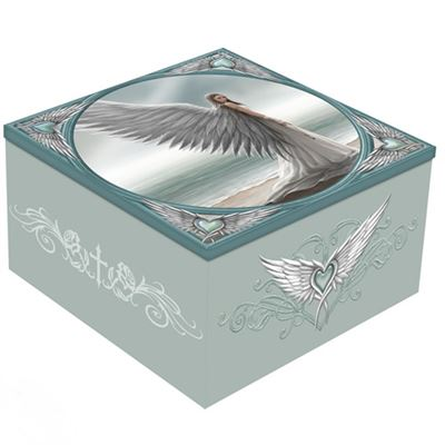 Mirror Box Angel Spirit Guide