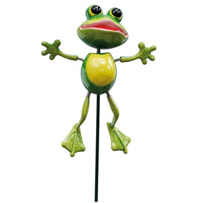 Bobbing Frog on Stick