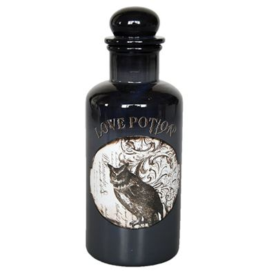 Owl Love Potion Decorative Bottle